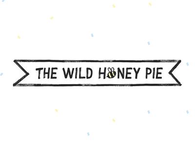 Banner Logo - The Wild Honey Pie