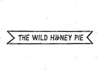 Banner Logo - The Wild Honey Pie