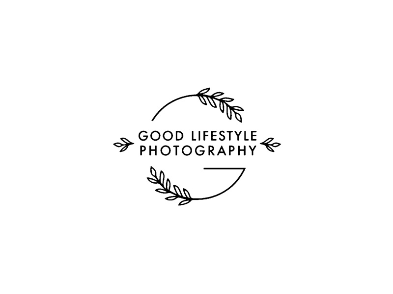 Good Lifestyle Photography WIP photography plants typography logo