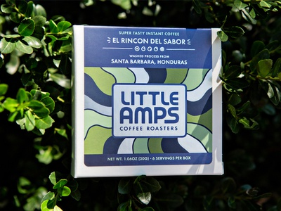 Little Amps Coffee Instant