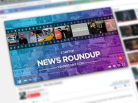 YouTube thumbnail - YourStory Startup News Roundup