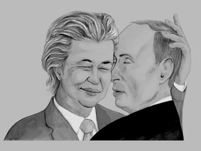 Wilders and Putin