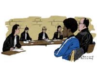 Courtroom VIII