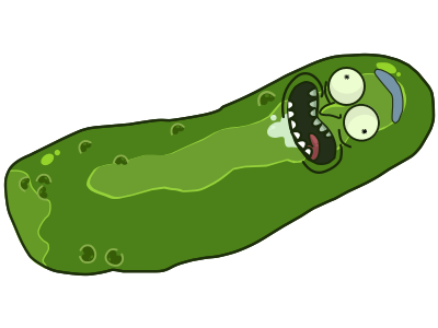 Pickle Rick!!!!!