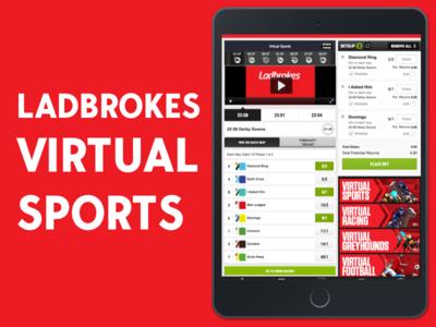 Ladbrokes Virtual Sports