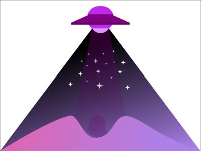 UFO Abducting Neruda