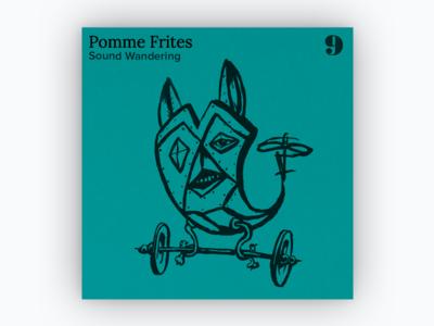Pomme Frites 9 albumart pommefrites mixtape