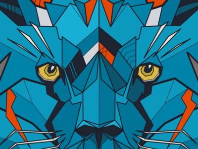 Panther illustration panther illustration