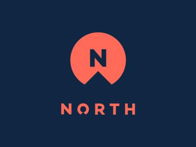 North identity logo branding