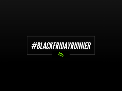 Black Friday hashtag