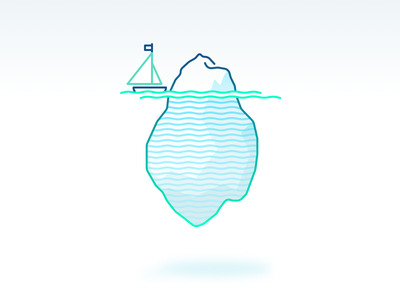 Oi! Iceberg alert!!! proposal iceberg