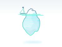 Oi! Iceberg alert!!!