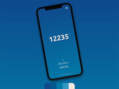 Hours web app
