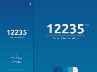 Hours web app V2