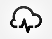 Cloud Feed Logo Rebound