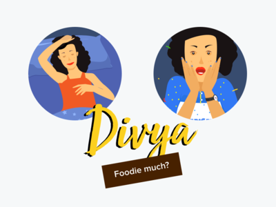 Divya : Character Ideation