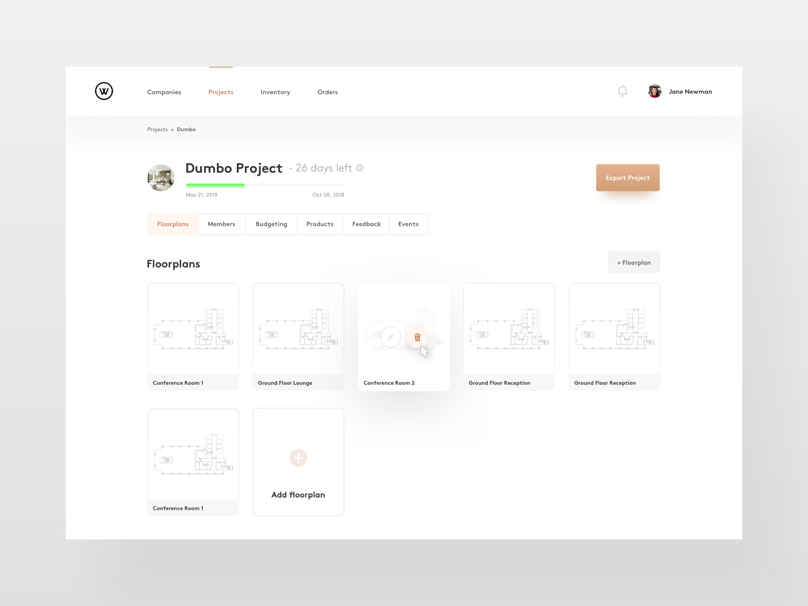 Ff E Panel By Martyna Krolikowska For Tonik On Dribbble