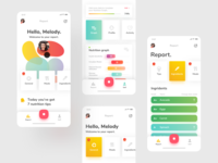 Nutrino App 🍒