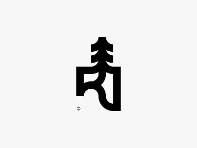 Bonsai bonsai tree nature minimal clean modern icon simple logo