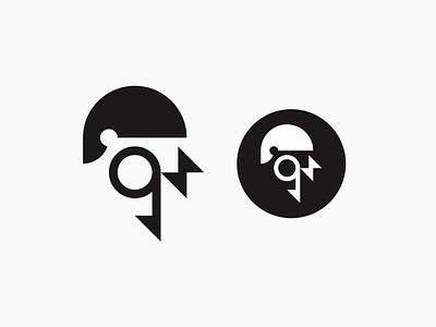New logo! Tinkerboii boy tinker face modern simple logo