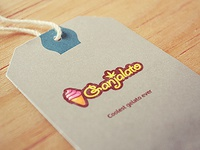 Ganjalato Logo design