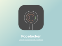 Icon Facelocker IOS