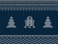 Ugly sweater R2