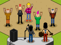 Rock!