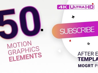 Youtube Subscribe Template after effects motion graphics after effects animation after effects template subscribe button animation youtube design