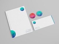 Letterhead and Label Design - Transformational Edge & Change