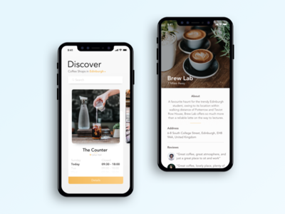 Discover Coffee