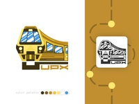 UPX Transit App Icon