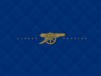 The Gooner Cannon Wallpaper
