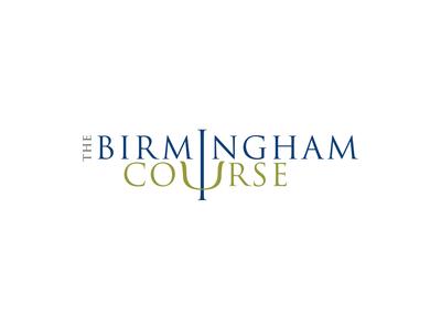 Birmingham Course — Logo