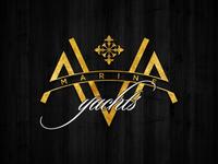 Ava Marine Yachts — Logo