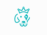 Crown Vet — Logo Icon