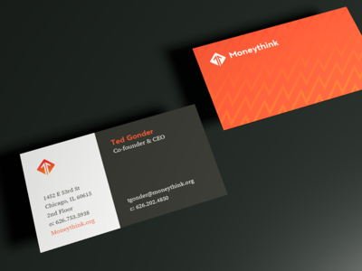 Moneythink Business Card