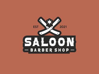 Saloon barber shop west wild cowboys western saloon