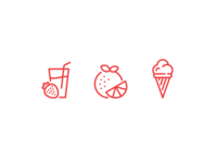 Icons for Cookie Crumbl