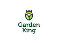 Garden King Logotype