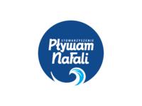 Swimming association logotype