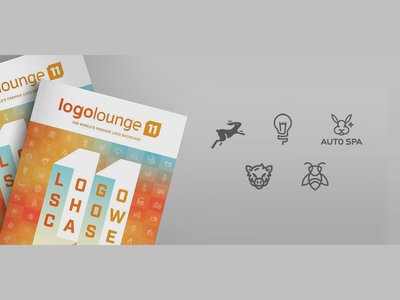 LogoLounge 11 book - awarded logotypes