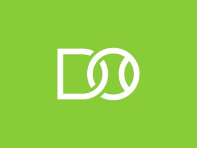 Dallas Tennis Concept Logo