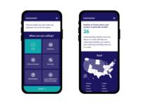 Tax mobile app