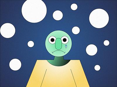 Mood logo illustration design web design concept material design web minimal landing page