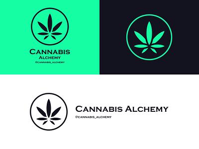 Logo / Branding Concept packagedesign branding concept logo cannabis logo cannabis branding cannabis