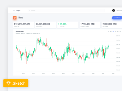 Crypto Exchange bitcoin exchange exchange material design web table crypto landing page freebie blockchain bitcoin