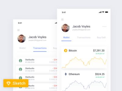 Crypto Mobile Freebie