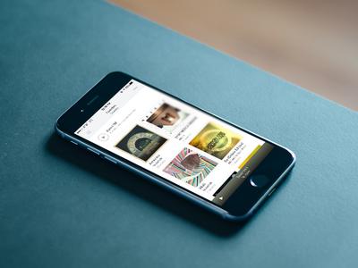 Farewell Survey music app streaming music rdio