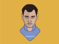 Avatar- Mahendra Singh Dhoni